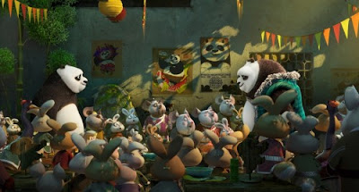 Screenshot Film Kungfu Panda (2016). 1