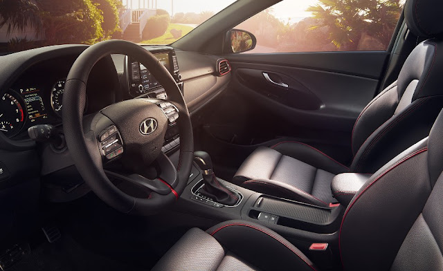 2018 Hyundai Elantra GT. The Intro