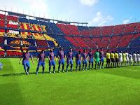 PES 2017 New Stadium Choreo Pack