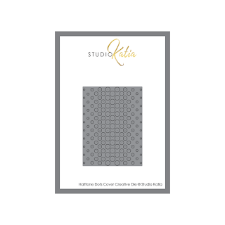 HALFTONE DOTS COVER DIE