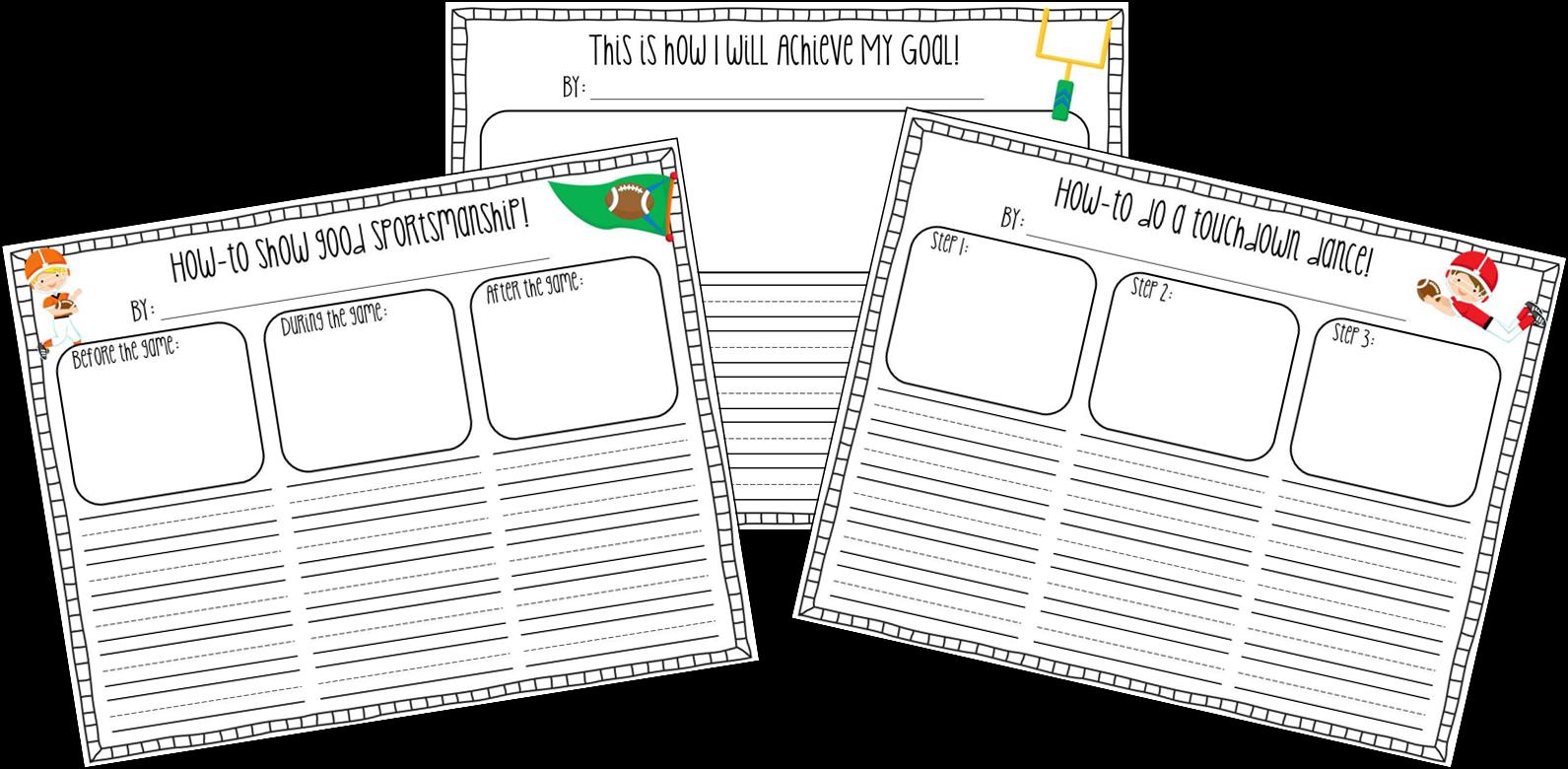 December Journal Prompts First Grade