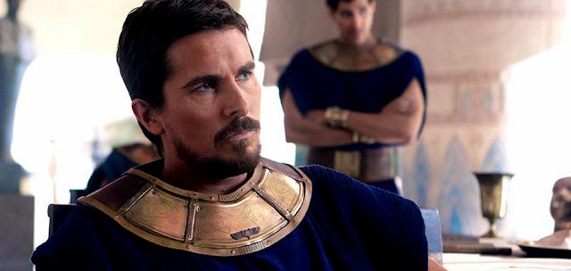 Christian Bale este Moise în megaproducţia Exodus: Gods and Kings
