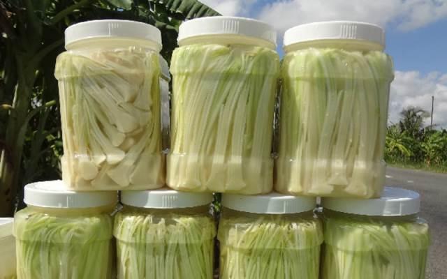 Đặc sản Cà Mau - Bồn Bồn món ăn không thể thiếu khi đến Cà Mau