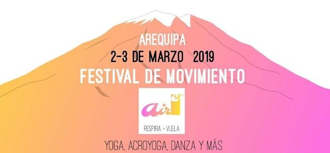 Festival de Yoga 2019 - 02 y 03 de marzo