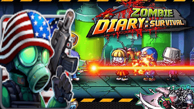 Zombie Diary MOD APK 1.3.0 Unlimited Money and Gems Download