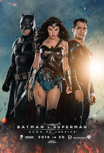 Batman v Superman 2016 Dual Audio Hindi Full Movie