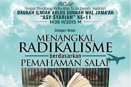 Download Rekaman Daurah Asy Syariah 11 di Bantul