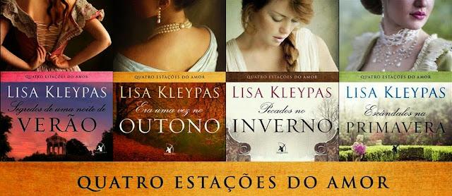 Livros Lisa Kleypas