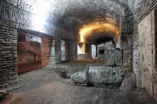 """La leggenda di Ercole e Caco e i templi """"ipogei"""" di Giunone Sospita, Giano e Spes - Visita guidata per bambini Roma"""