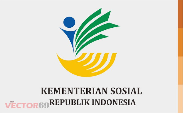 Logo Kementerian Sosial (Kemensos) Indonesia - Download Vector File AI (Adobe Illustrator)