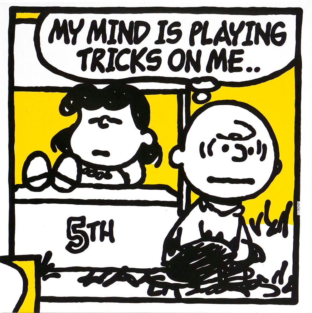 Die Hip Hop Peanuts von Mark Drew | Rap Zitate mit Comic Charakteren umgesetzt inkl. Mixtape