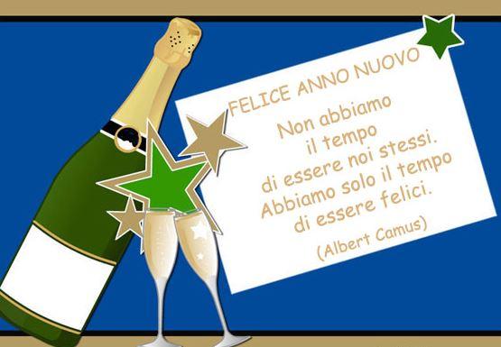Frasi per Capodanno Felice Ano Nuovo