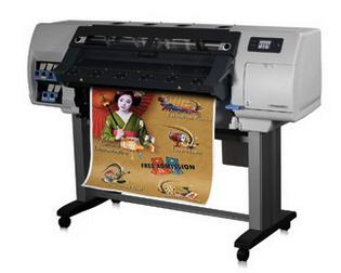 HP DesignJet L25500 image