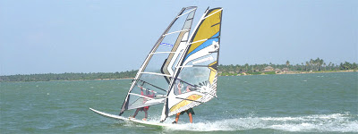 Windsurfen Kalpitiya Asia