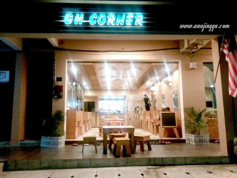 Makan Western Murah dan Sedap di GH Corner - Tanjung Malim