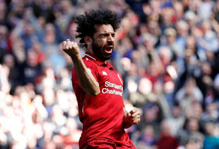 Salah Gets Hat-Trick As Liverpool To EPL Table