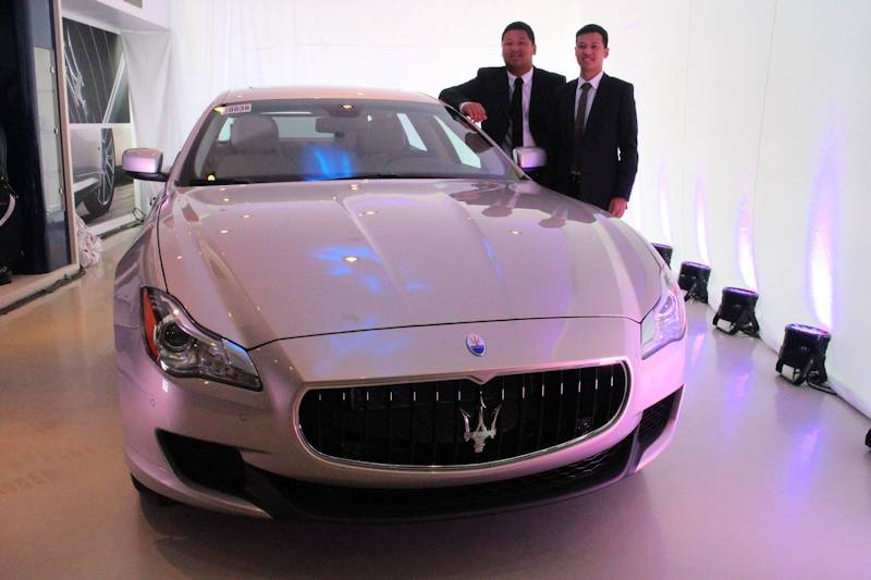 Maserati Philippines Price >> Autostrada Motore Launches 6th Generation Maserati Quattroporte In