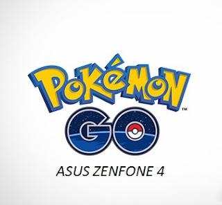 Install APK Game Pokemon Go di Asus Zenfone 4