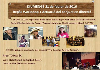 III Workshop Country Catalan Style
