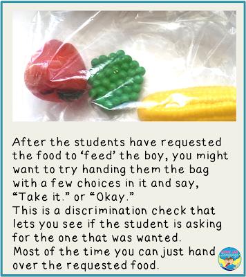 Checking discrimination