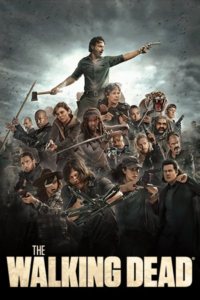 Descargar The Walking Dead Temporada 8 Español Latino Mega Full Hd