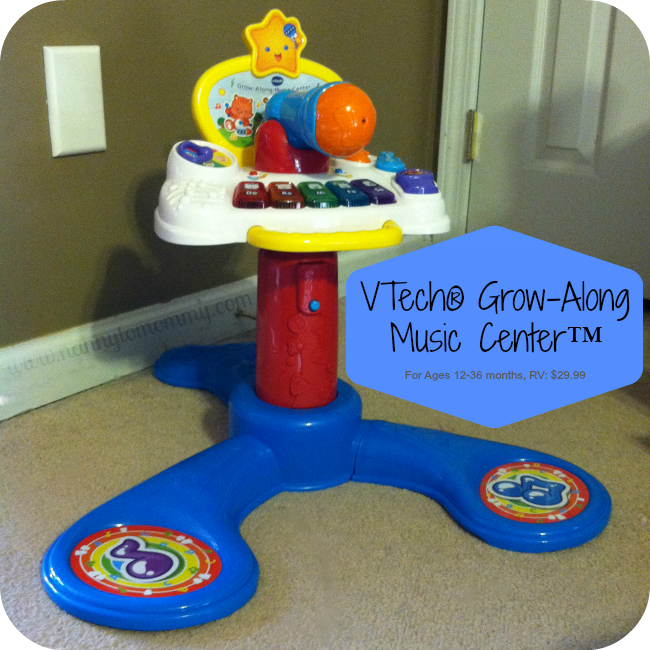VTech® Grow-Along Music Center™ Review