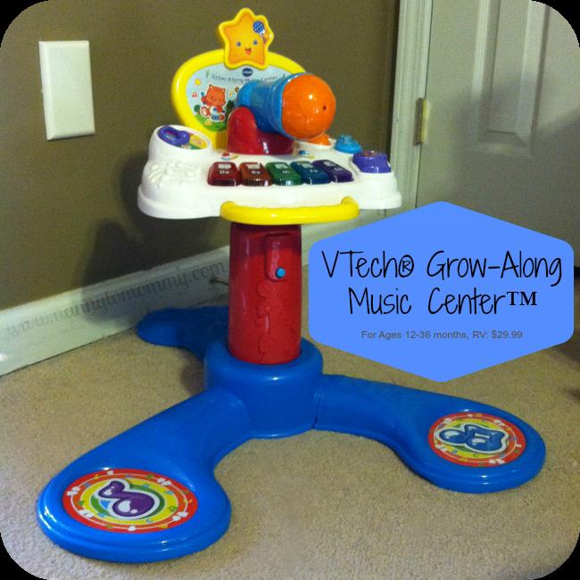 VTech® Grow-Along Music Center™ Review