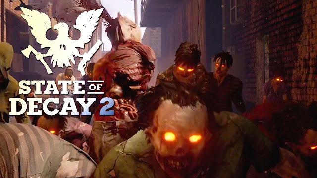 لعبة state of decay 2