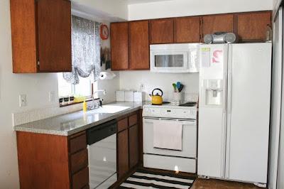 Kitchen Set Minimalis Untuk Dapur Minimalis