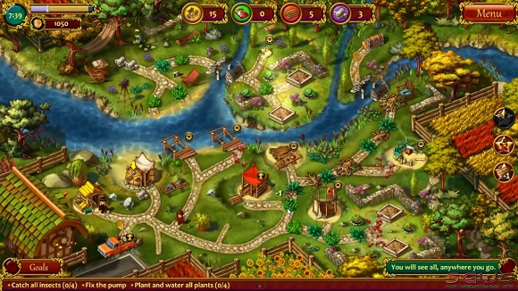 Gardens Inc 3 Bridal Pursuit Collectors Edition For PC Games 2015 Screenshot by http://jembersantri.blogspot.com