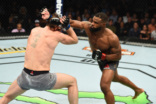 Tyron Woodley Successfully Defends Welterweight Crown to Cap Extraordinary UFC 228 Event