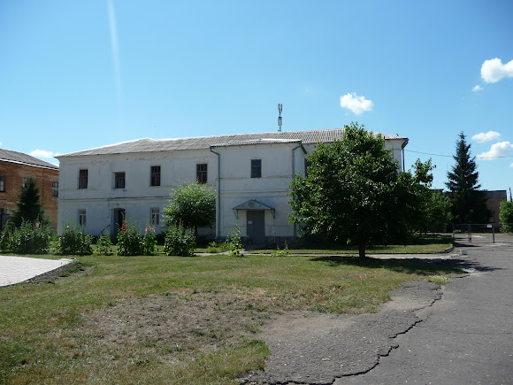 Старобельск. Свято-Скорбященский женский монастырь. Келии