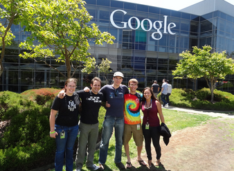 internships at google for college students