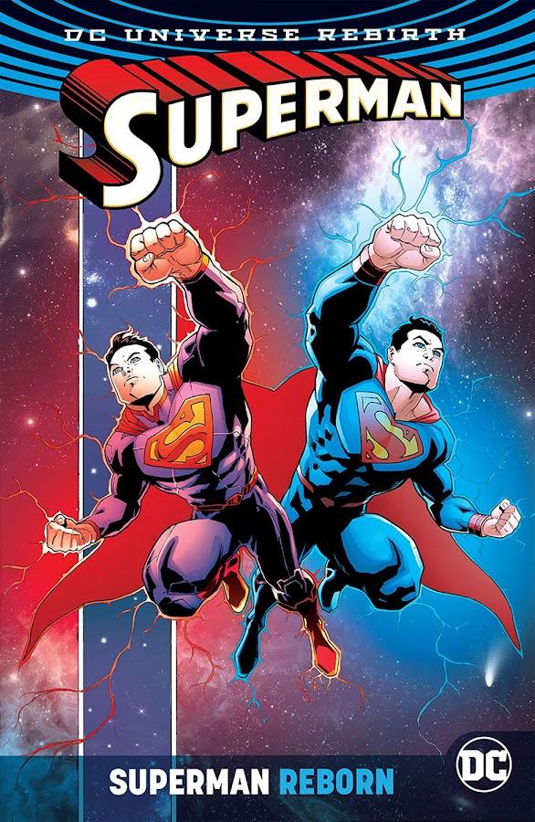 superman reborn dc comics