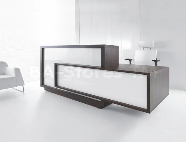 best buy office furniture reception desk for sale online
