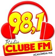 Rádio Clube FM 98,1 de Açailândia MA