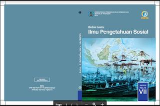 Buku Kurikulum 2013 IPS Kelas 7 Revisi 2017 SMP/MTs