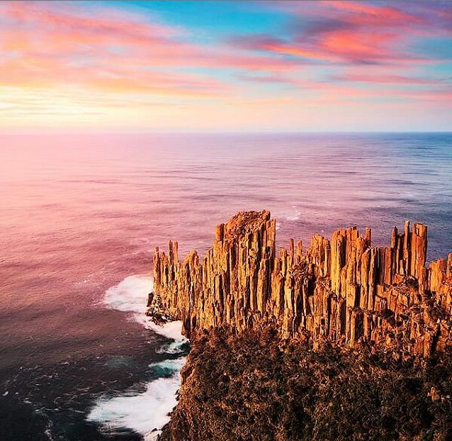 Tasmania Sunset
