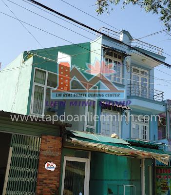 Nhà đẹp ngay trung tâm đường ô tô  Phường 8, Đà Lạt – Bất Động Sản Liên Minh N2497