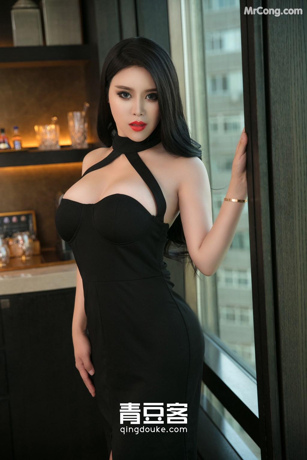 Image QingDouKe-2017-11-05-Ke-Rui-Na-MrCong.com-006 in post QingDouKe 2017-11-05: Người mẫu Ke Rui Na (可蕊娜) (48 ảnh)