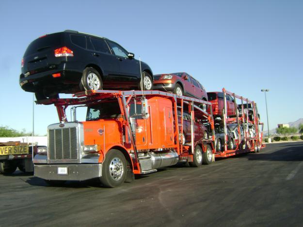 سطحه نقل سيارات للايجار