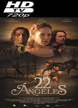 22 ángeles (2016) HDTV m720p