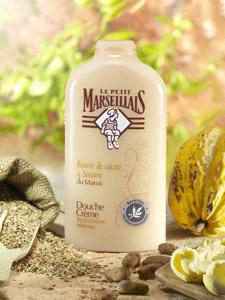 Douche Crème Cacao Sésame Maroc - Le Petit Marseillais
