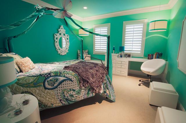 Resultado de imagem para decoração de quarto verde adulto