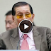Watch: Enrile Sinupalpal isang Reporter matapos batikusin ang kabayanihan ni marcos