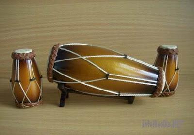 Alat Musik Tradisional Gendang ( Asal Daerah : Yogyakarta )