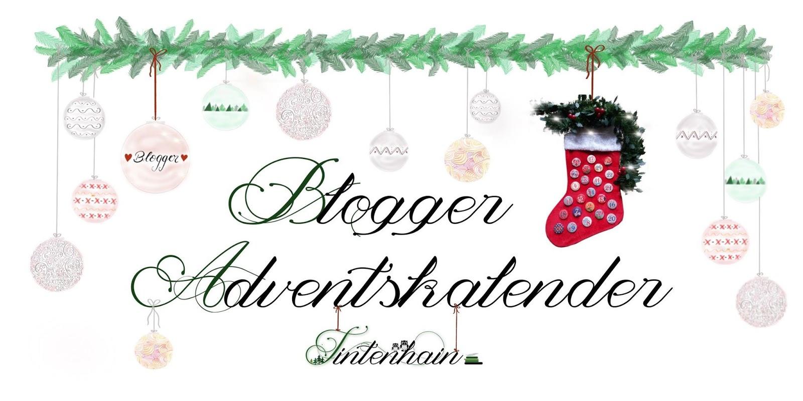 Blogger Adventskalender Tintenhain