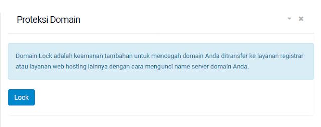 domain unlock