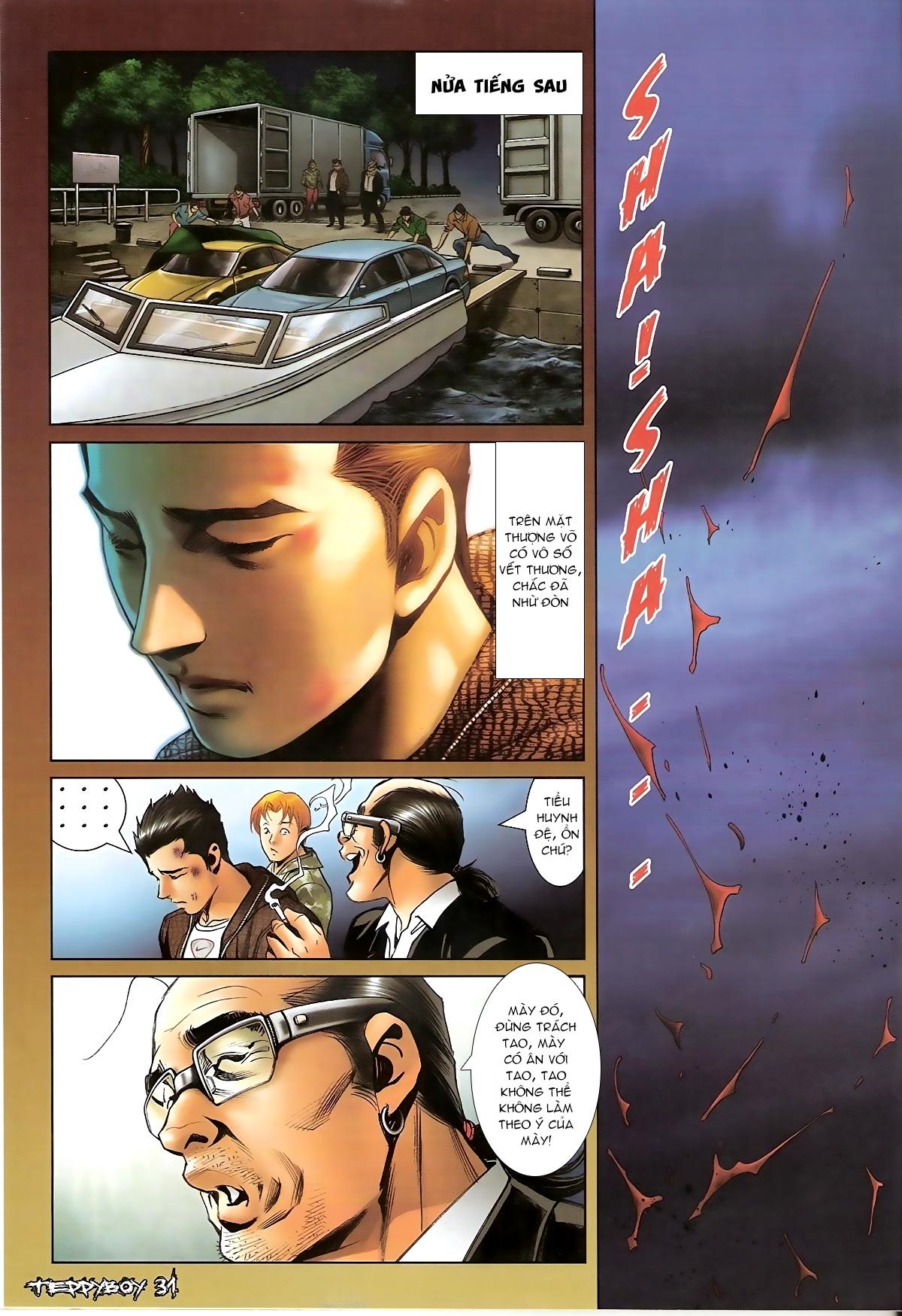 Người Trong Giang Hồ - Chapter 1317: Tao phải thắng lão - Pic 27