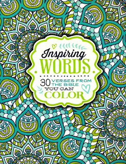 Inspiring Christian Adult Coloring Book
